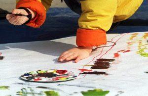 Θεσσαλονίκη: Μαθητές θα στολίσουν με τις ζωγραφιές τους τα κέντρα φιλοξενίας προσφύγων σε Λιμάνι και Διαβατά