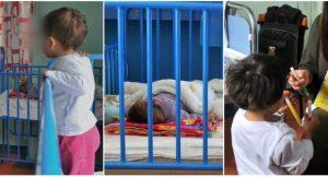 Στο Χαμόγελο του Παιδιού τα τρία κοριτσάκια που εγκατέλειψε η μητέρα τους