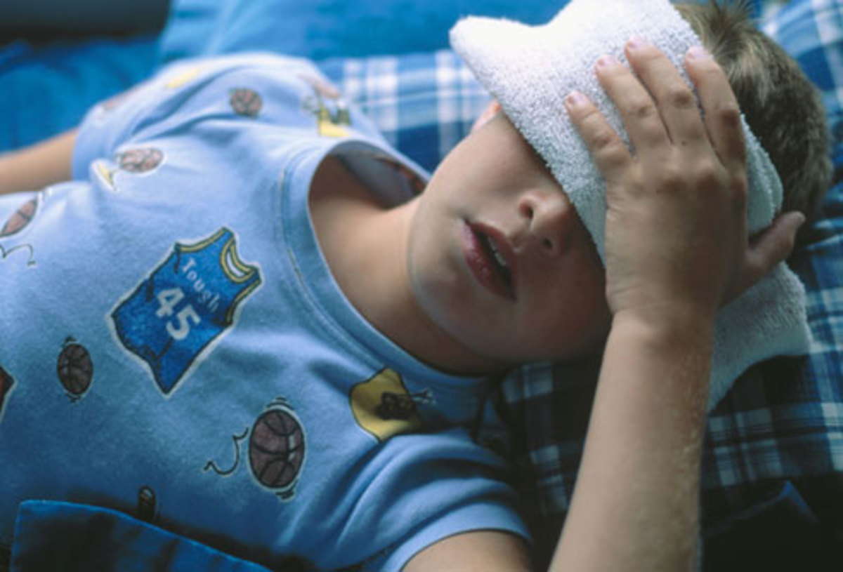 Τι πρέπει να κάνουμε όταν το παιδί μας, κάνει συνέχεια εμετούς;   Newsit.gr
