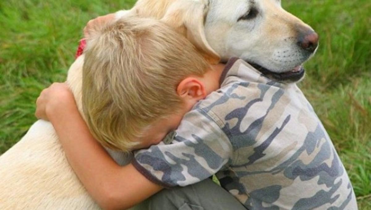 Η συμβίωση παιδιών – σκυλιών, ασπίδα για ασθένειες που χτυπάνε βρέφη   Newsit.gr