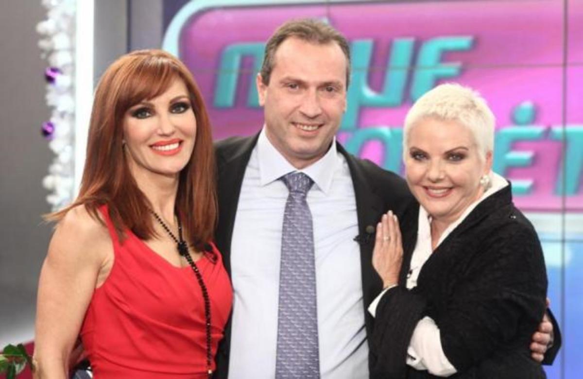 Η Νανά στέλνει πακέτο στον σωτήρα της! | Newsit.gr