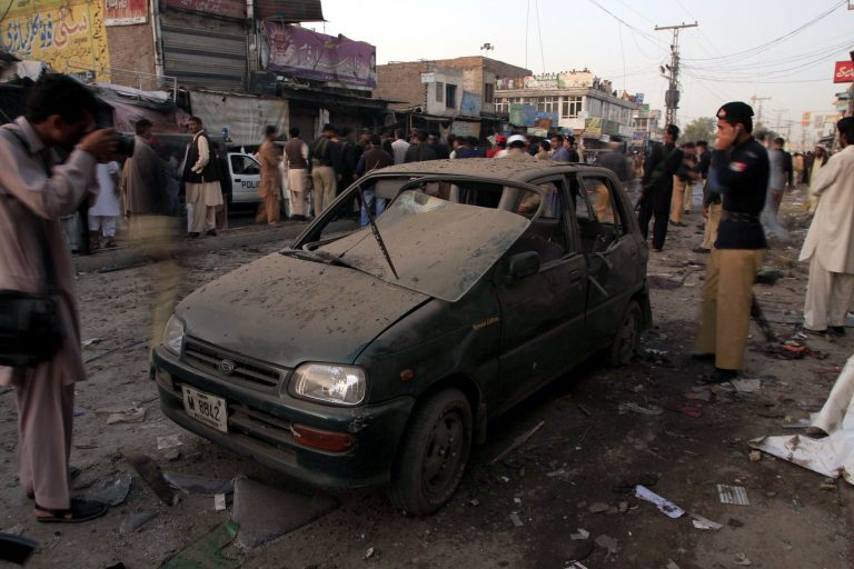 14 οι νεκροί απο την έκρηξη στο Πακιστάν | Newsit.gr