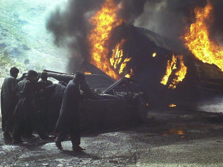 42 νεκροί σε αεροπορική επιδρομή   Newsit.gr