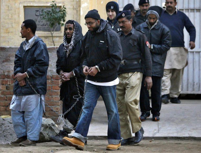 10χρονια κάθειρξης σε 5 αμερικανούς στο Πακιστάν | Newsit.gr