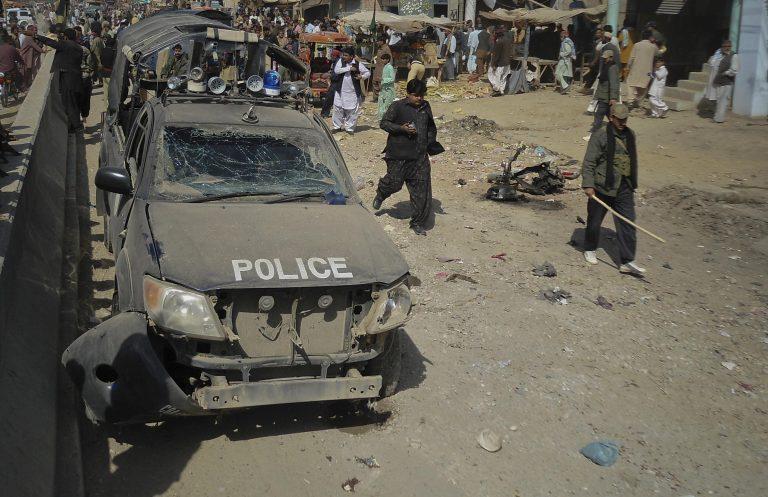 Πολύνεκρη επίθεση αυτοκτονίας στο Πακιστάν | Newsit.gr