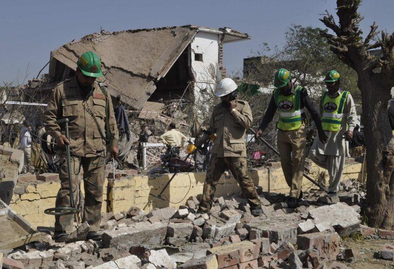 Οι Ταλιμπάν πίσω από την επίθεση στη Λαχώρη | Newsit.gr