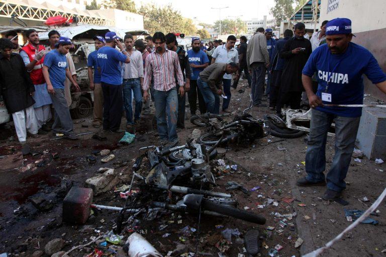 Νεκροί αστυνομικοί στο Πακιστάν από εκρήξεις | Newsit.gr