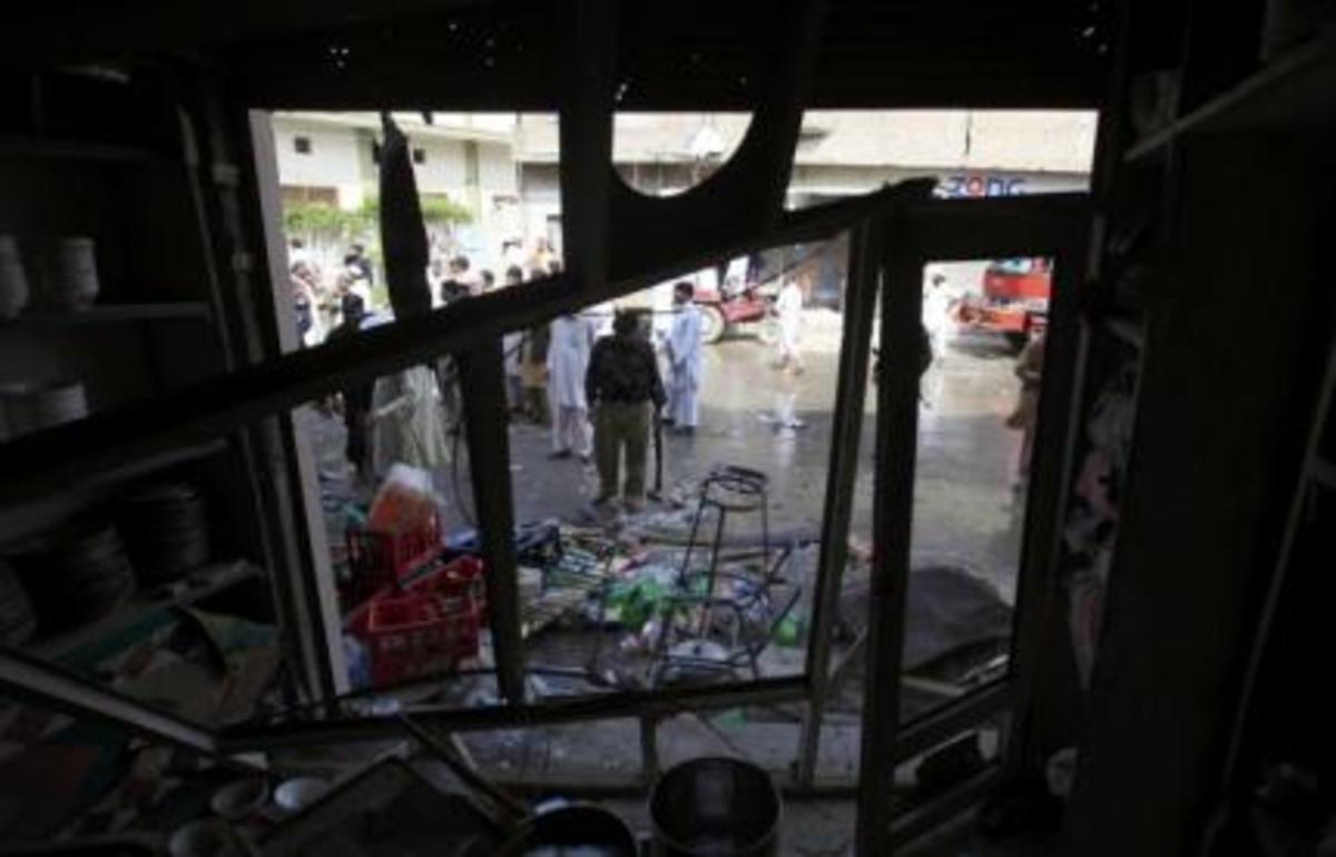 Μακελειό στο Πακιστάν απο επίθεση καμικάζι | Newsit.gr
