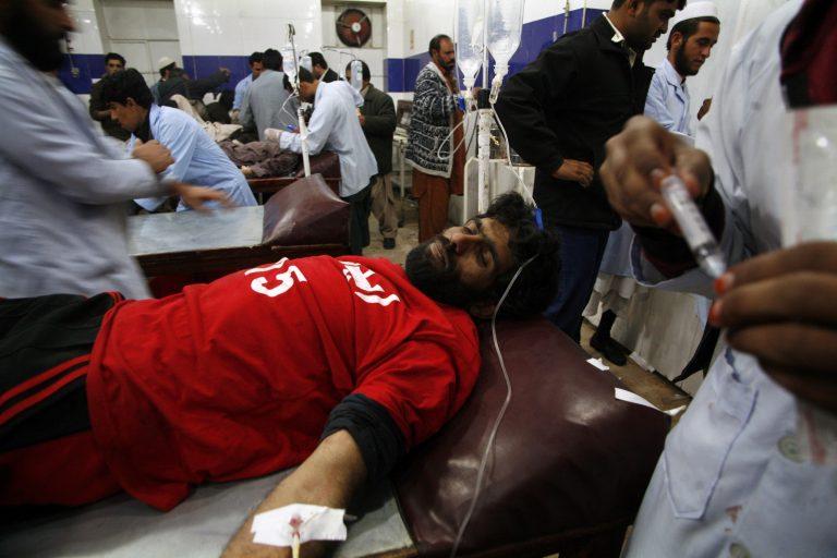 Βομβιστικές επιθέσεις με 92 νεκρούς στην Κουέτα του Πακιστάν | Newsit.gr