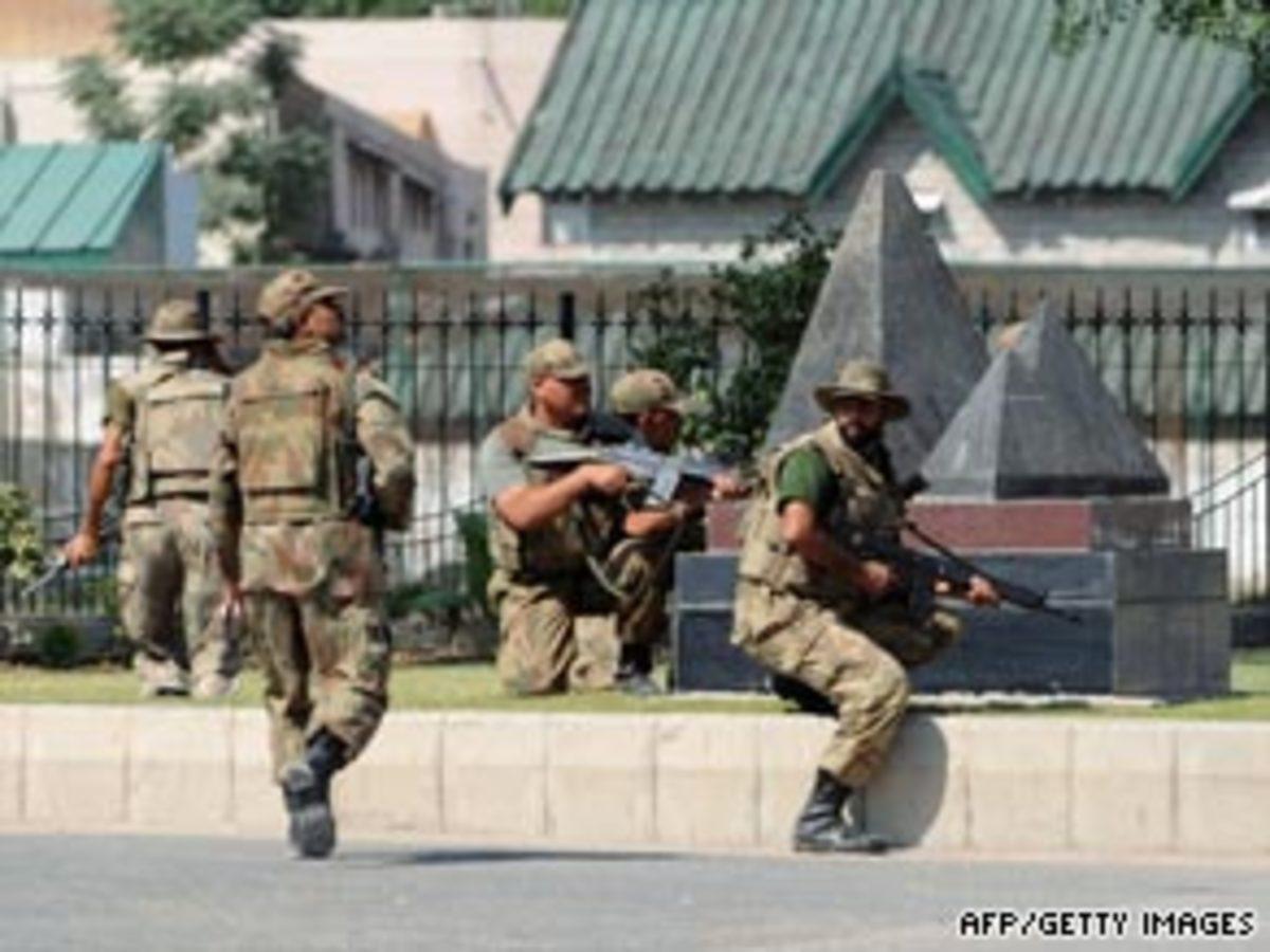 Νέα επίθεση με ομήρους στο Πακιστάν | Newsit.gr