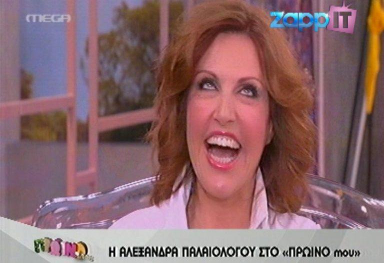 Σκορδά – Λιάγκας: Έφεραν 8 φορές σε δύσκολη θέση την Αλεξάνδρα Παλαιολόγου! | Newsit.gr