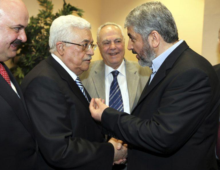 Έπεσαν οι υπογραφές Χαμάς-Φατάχ – Ενθουσιασμός στα παλαιστινιακά εδάφη | Newsit.gr