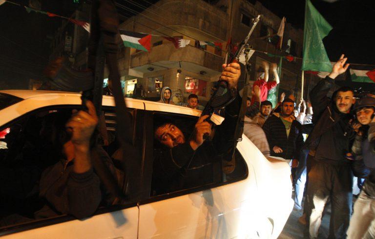 Πανηγυρισμοί για μια εκεχειρία που δεν… τηρήθηκε! Τι προβλέπει η συμφωνία Ισραήλ-Χαμάς | Newsit.gr