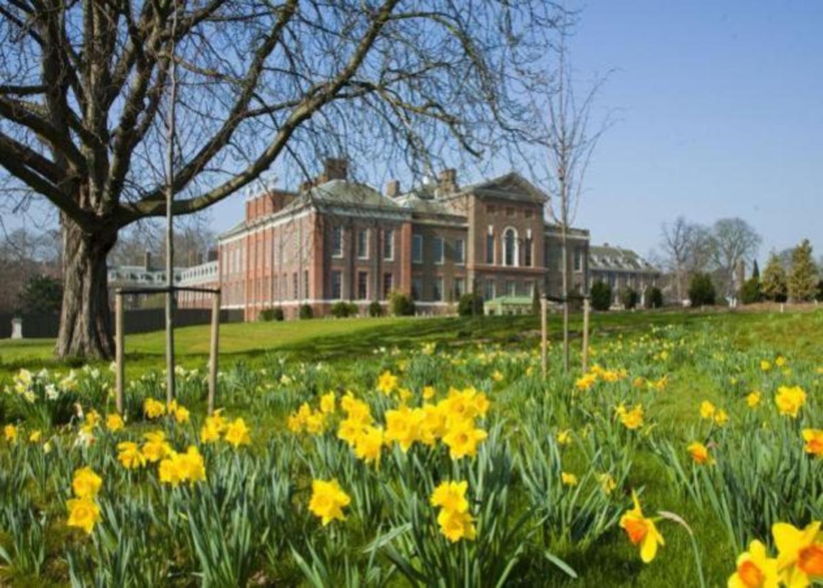 Δες το ανανεωμένο παλάτι του Kensington! | Newsit.gr