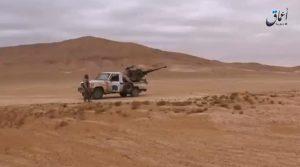 Τζιχαντιστές: Νέα επίθεση για την κατάληψη της Παλμύρας!