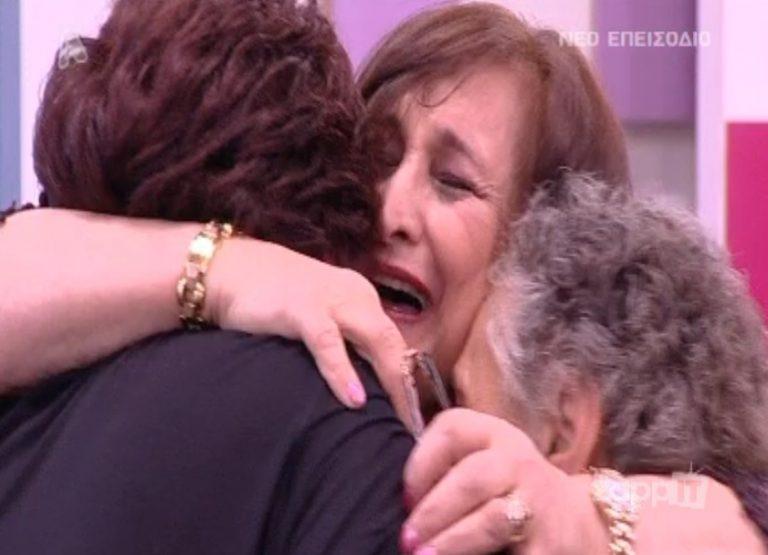 Λύγισαν η μητέρα και τα έξι της παιδιά που βρέθηκαν για πρώτη φορά στο Πάμε Πακέτο! | Newsit.gr