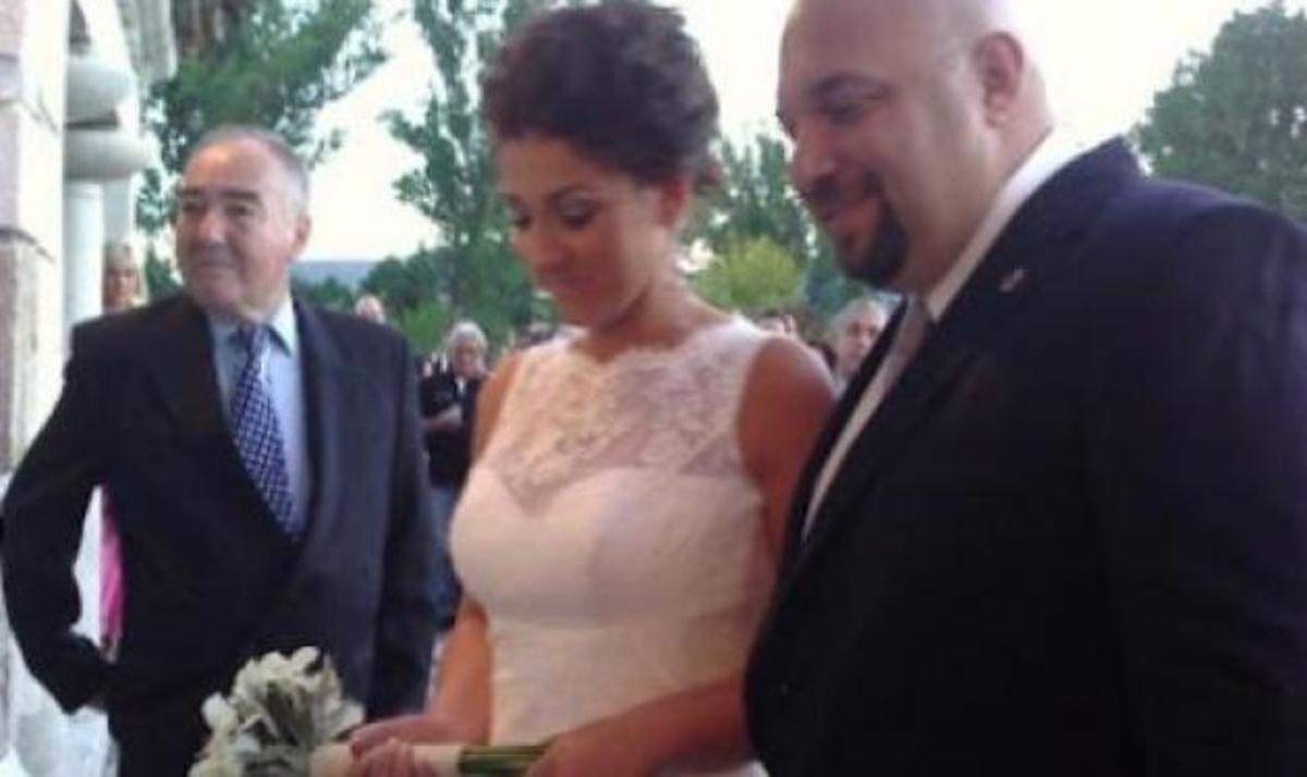 Ο βουλευτής της Χρυσής Αυγής Ηλίας Παναγιώταρος παντρεύτηκε την αγαπημένη του!   Newsit.gr
