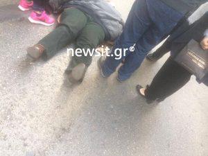 Αυτοκίνητο παρέσυρε την Άννα Παναγιωταρέα έξω από το ΥΠΟΙΚ