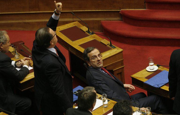 Κόντρα για την αναδρομική ισχύ στο νόμο περί ευθύνης υπουργών | Newsit.gr