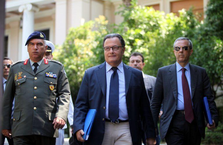 Παναγιωτόπουλος: «Κόβονται 2 δις από την Εθνική Άμυνα». Που θα τα βρει | Newsit.gr