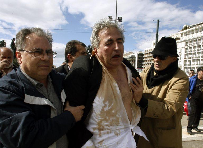 Παναγόπουλος: «Άνανδρη η επίθεση που δέχτηκα» | Newsit.gr