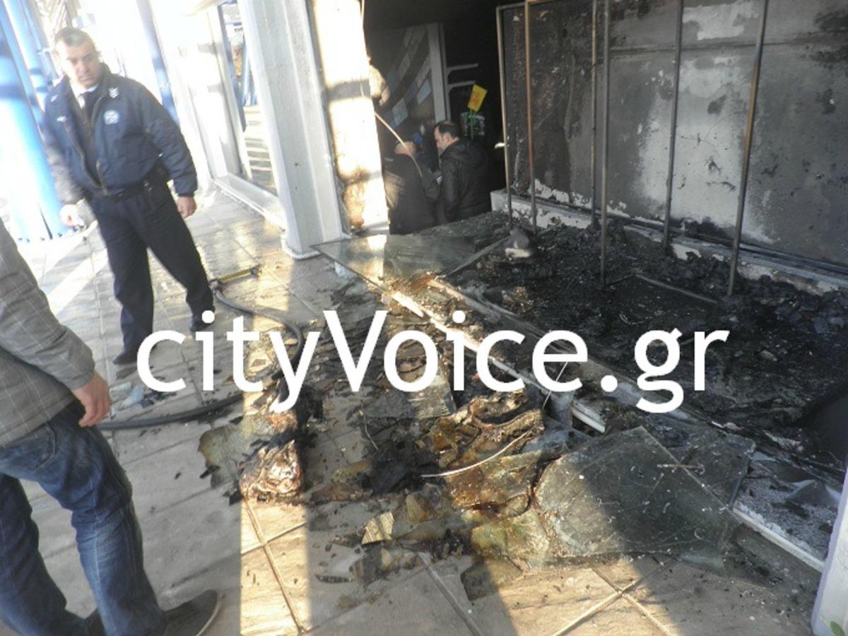 Φωτιά στην μπουτίκ του Παναιτωλικού (video-φωτο) | Newsit.gr