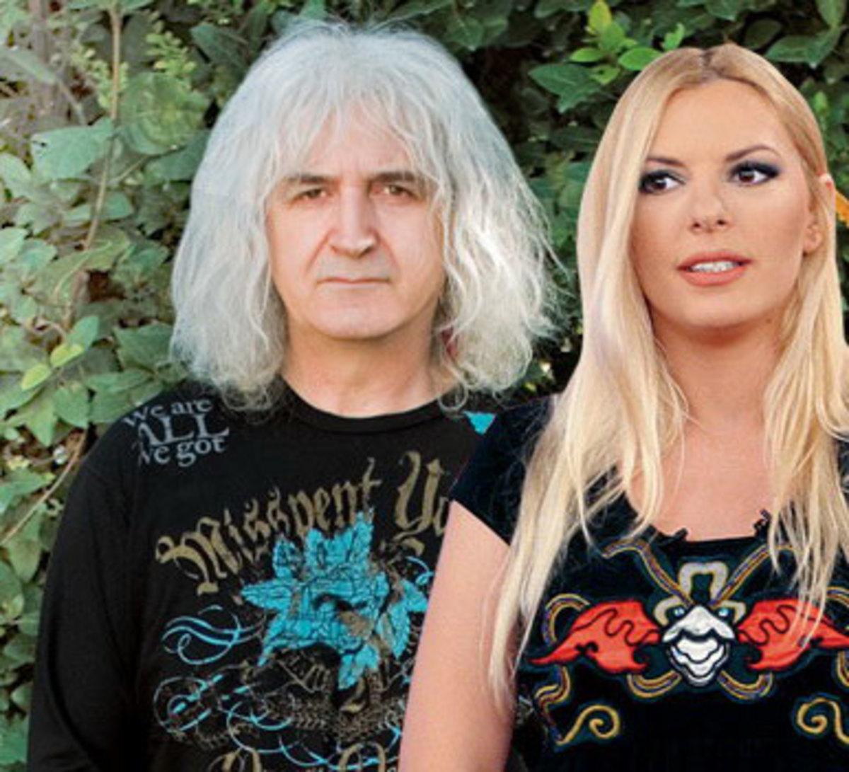 Α.Πάνια: «Αν χώριζα θα έβγαζα αφίσες» | Newsit.gr