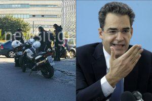 Καθηγητής Συρίγος  για την επίθεση στο Πάντειο: «Με έσωσαν οι φοιτητές από τους αντιεξουσιαστές»! Ηχητικό