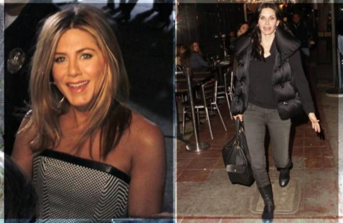Σε ποια πρεμιέρα συναντήθηκαν «Ρέιτσελ» και «Μόνικα»; | Newsit.gr