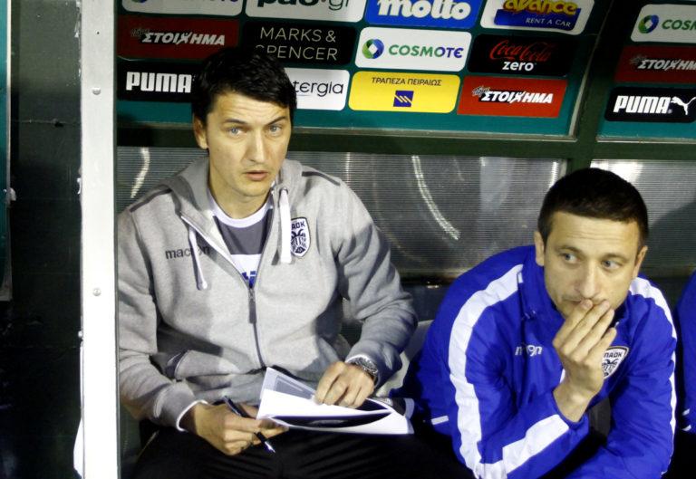 ΠΑΟΚ: Επέστρεψε στις προπονήσεις ο Ίβιτς! «Πονοκέφαλος» για τον Σέρβο τεχνικό | Newsit.gr