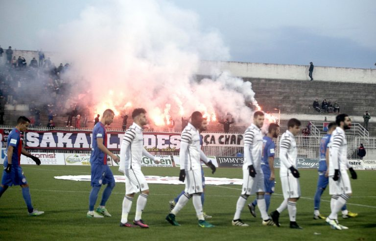 Αποδοκιμασίες για ΠΑΟΚ! Στη Θεσσαλονίκη ο Σαββίδης   Newsit.gr