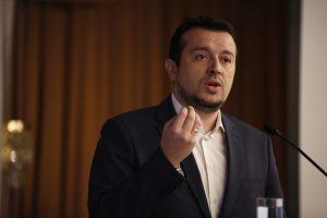 Νίκος Παππάς: «Ντροπή των καναλαρχών να ζητούν εξαίρεση υποβολής πόθεν έσχες»