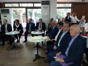 Παρουσία Παπανδρέου και Καμίνη η Ημερίδα του ΚΙΔΗΣΟ για την Τοπική Αυτοδιοίκηση