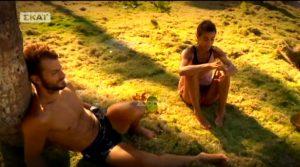 Survivor – Παπαδοπούλου και Αγγελόπουλος: 4 στιγμές που ήρθαν πιο κοντά [vid]