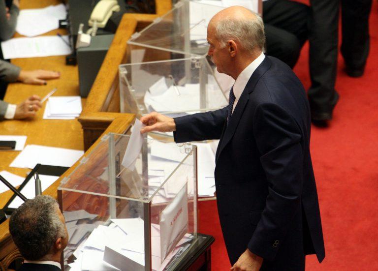 Πήγε ψήφισε για τον πρώην συνεργάτη του και απήλθε   Newsit.gr