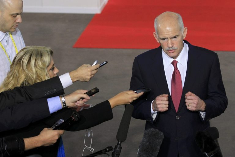 Εθνική ταπείνωση στις Κάννες – Εκείνοι μιλούσαν, εκείνος άκουγε – Όλοι οι διάλογοι | Newsit.gr