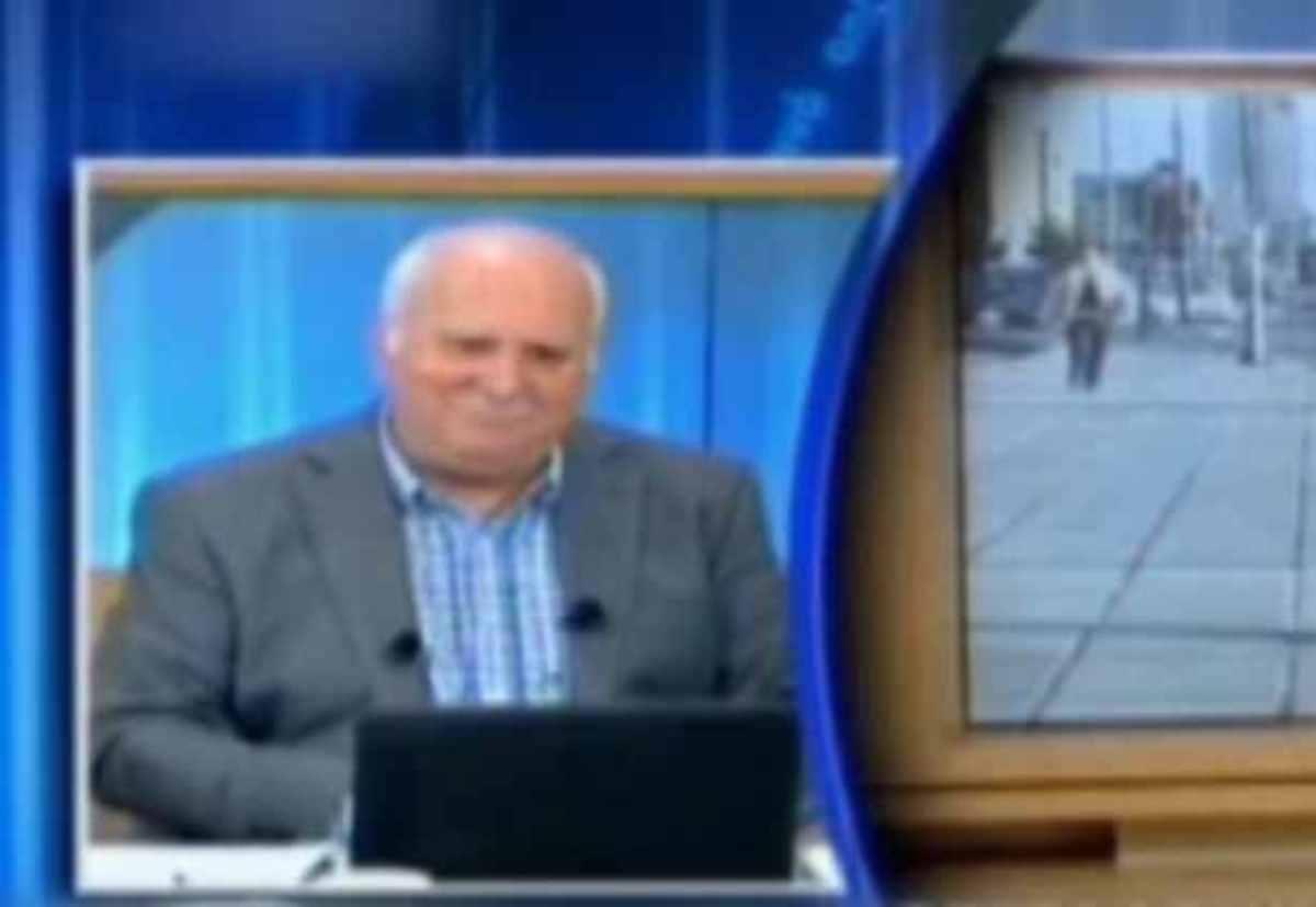 Ο Γιώργος Παπαδάκης ανακοινώνει στον αέρα της εκπομπής ότι θα γίνει παππούς | Newsit.gr