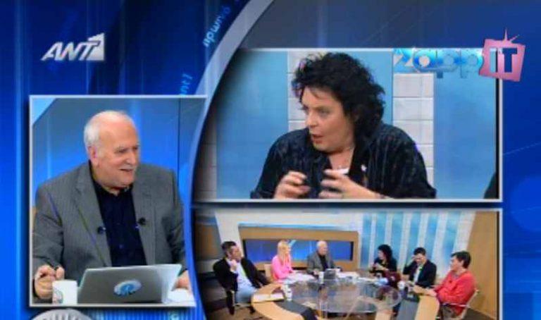 Κανέλλη: «Το αγγούρι δε λυγίζει. Είναι σκληρό και μπαίνει ολόκληρο»! | Newsit.gr