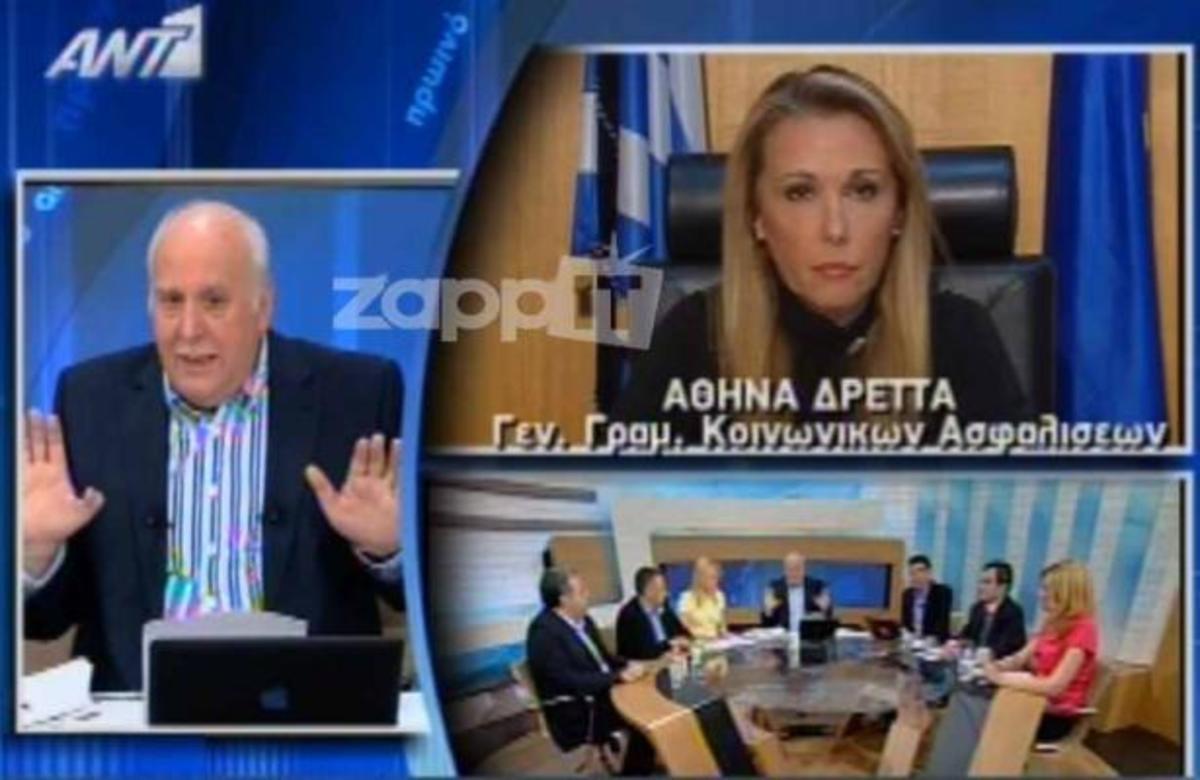 Για ποιόν είπε ο Γιώργος Παπαδάκης πως δεν κάνει την ίδια τηλεθέαση με εκείνον;   Newsit.gr