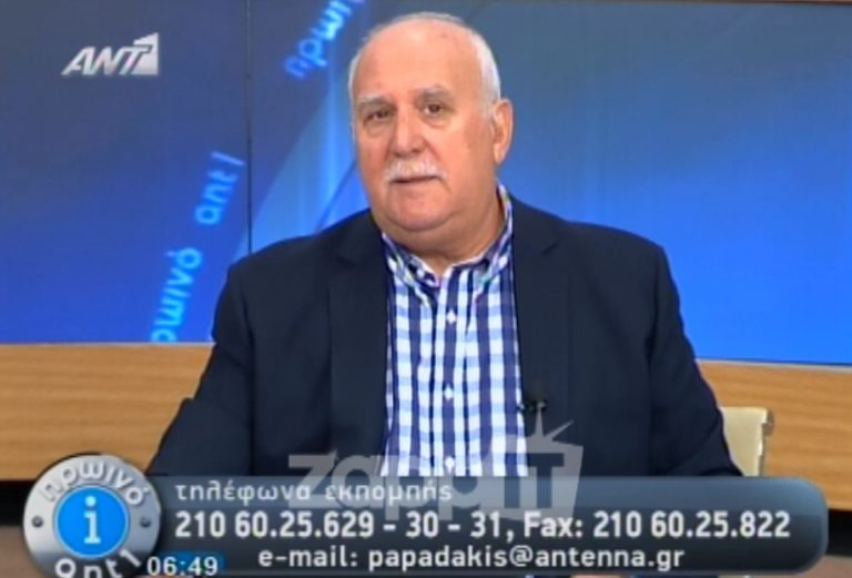 Παπαδάκης στην πρεμιέρα: «Με ανάμεικτα συναισθήματα σας υποδέχομαι» | Newsit.gr