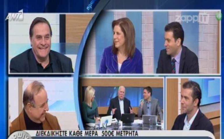 Ο Γιώργος Παπαδάκης έγινε παππούς! Γιατί δεν ήθελε κορίτσι; | Newsit.gr