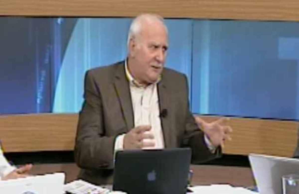Ατύχημα στον αέρα του Πρωινό Αντ1 – Τι συνέβη στον Γιώργο Παπαδάκη;   Newsit.gr