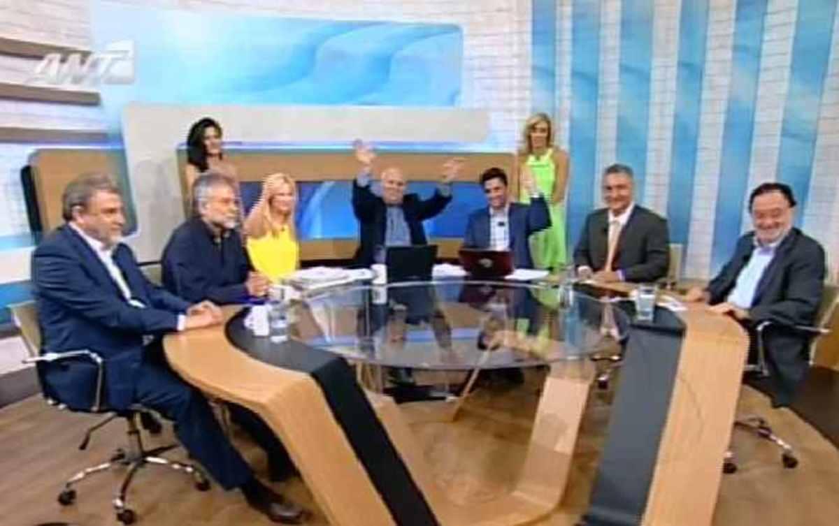 Ο αποχαιρετισμός του Γιώργου Παπαδάκη – Ευχαρίστησε τους συνεργάτες του, αλλά όχι τον ΑΝΤ1! | Newsit.gr