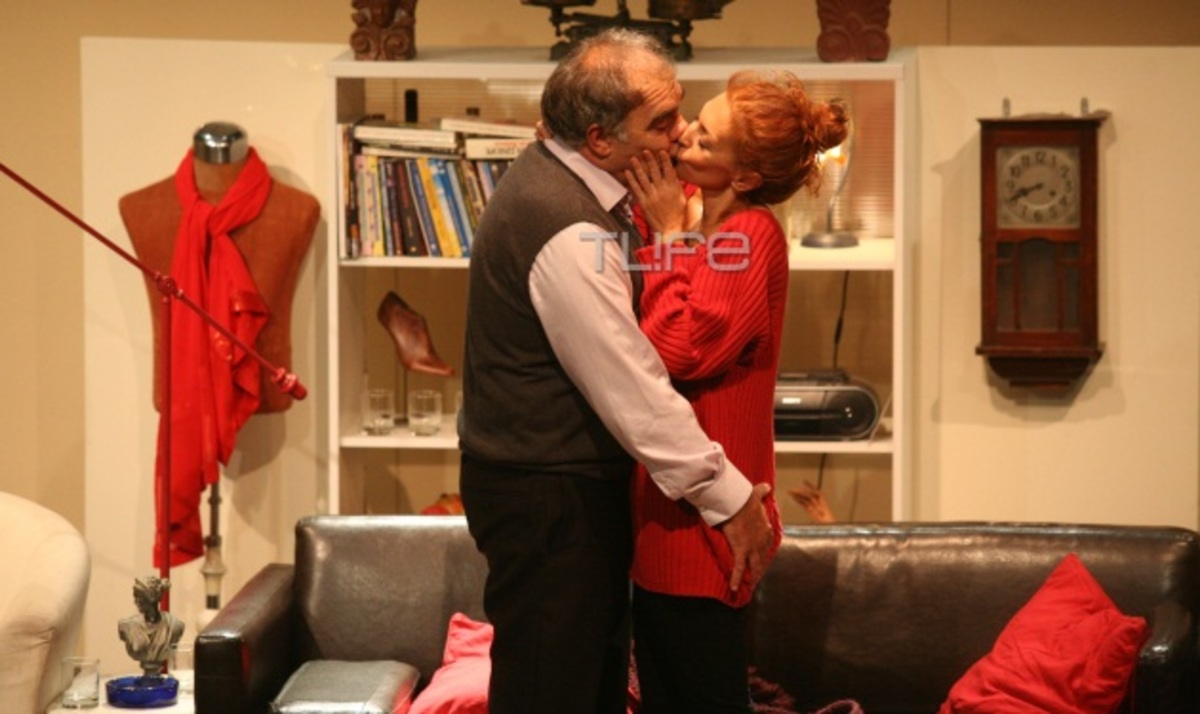 Γ. Μποσταντζόγλου – Δ. Παπαδήμα: Χώρια στη ζωή αλλά παθιασμένο ζευγάρι στη σκηνή! | Newsit.gr