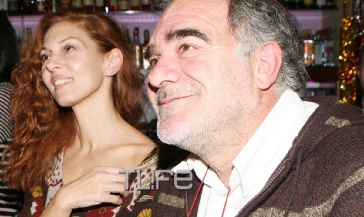 Δ. Παπαδήμα – Γ. Μποσταντζόγλου: Βραδινή έξοδος για δύο! | Newsit.gr