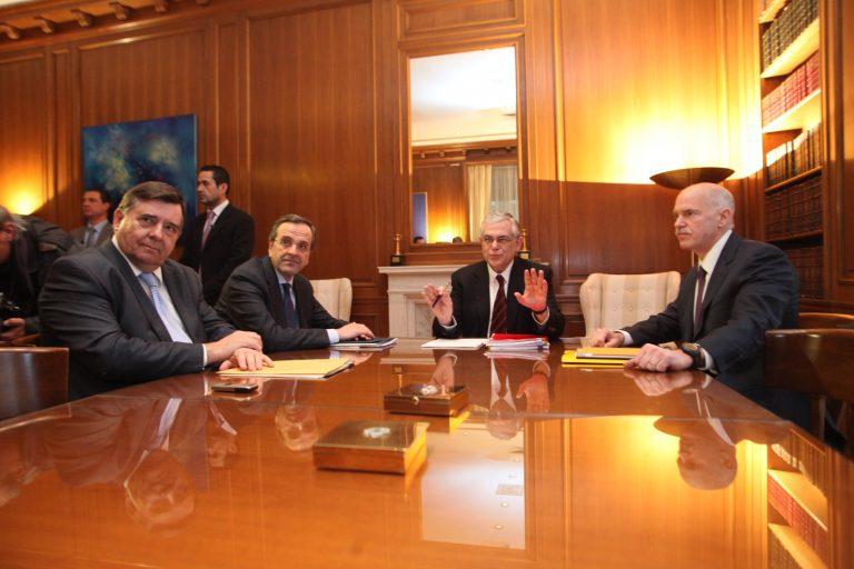 Συμφωνία Παπαδήμου-αρχηγών για εκλογές 29 Απριλίου ή 6 Μαϊου   Newsit.gr