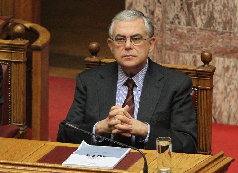 Παπαδήμος προς δανειστές: «Δεσμευόμαστε…» | Newsit.gr