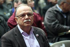 Ξανά αντιπρόεδρος του Ευρωκοινοβουλίου ο Παπαδημούλης