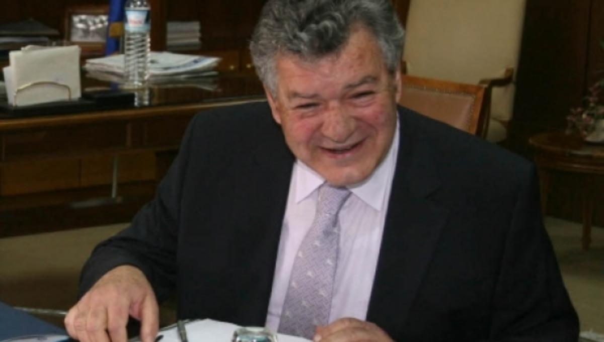 Νέος πρόεδρος στον ΕΟΠΥΥ ο Λευτέρης Παπαγεωργόπουλος! | Newsit.gr