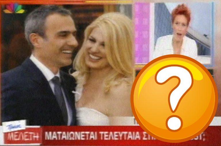 Ποιος τραγουδιστής είπε στην «Πρωινή Μελέτη» ότι το ταίρι του είναι η Ελεονώρα; | Newsit.gr